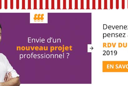 Bandeau Entreprendre en Franchise