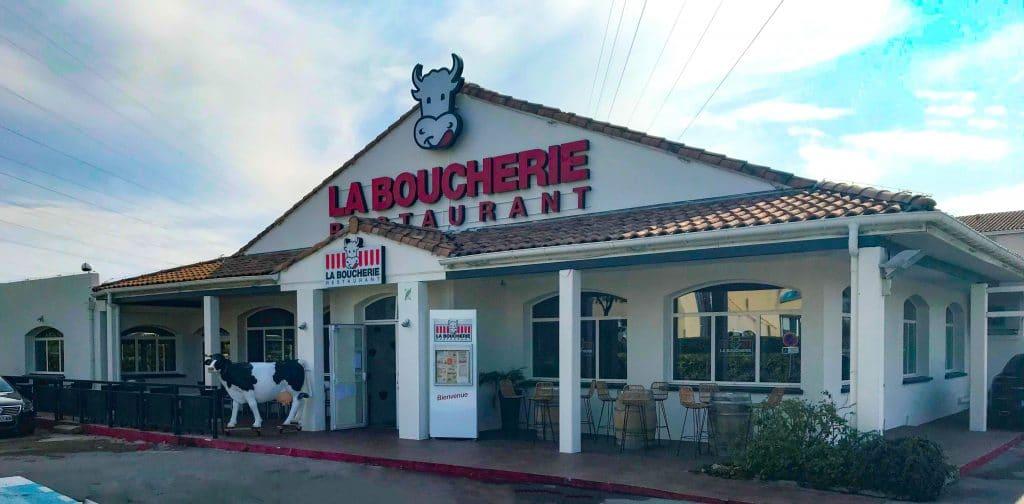 Restaurant La Boucherie de Saint-Jean-De-Védas