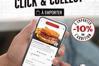 Click & Collect en restaurant franchise
