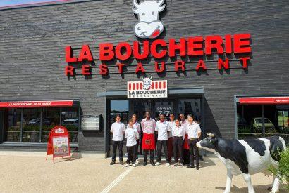 Restaurant La Boucherie de Combs-la-Ville